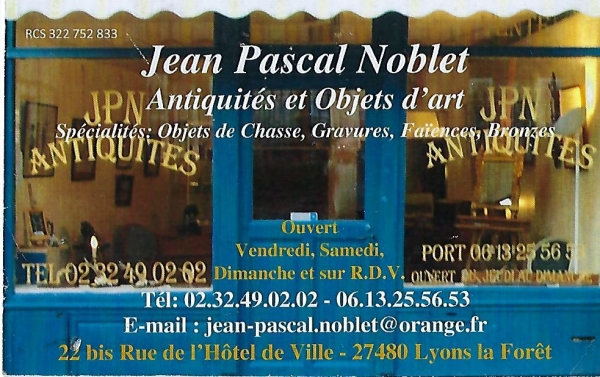 NOBLET Jean-Pascal